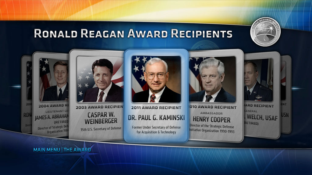 Ronald Reagan Award